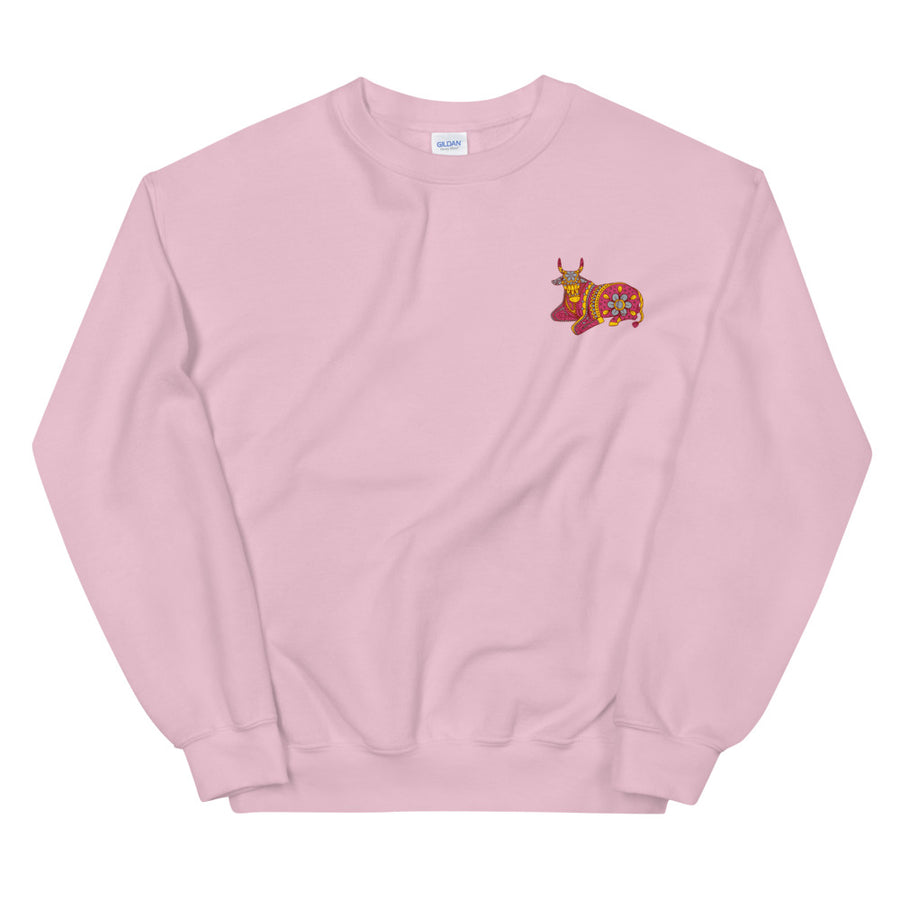 Lazy Cow - Unisex Sweatshirt