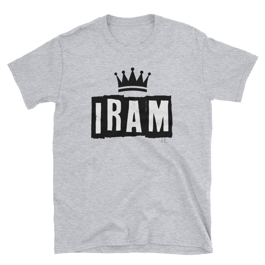 IRAM Short-Sleeve Unisex T-Shirt