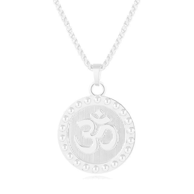 Om Hinduism Necklace