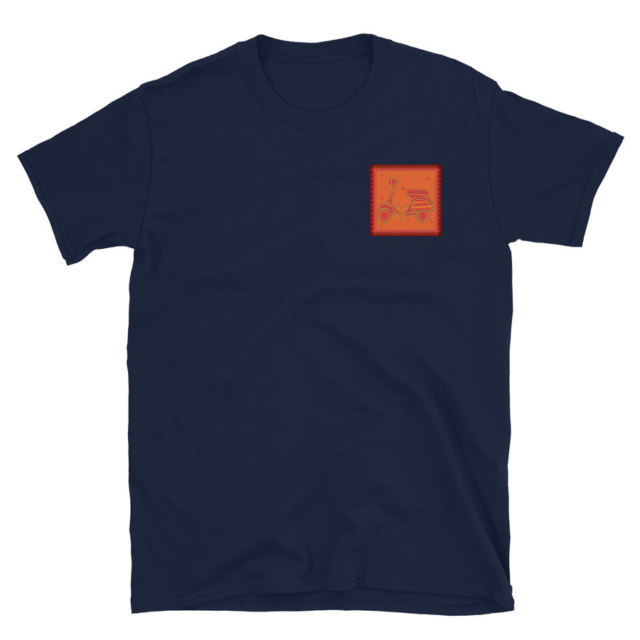 Scooter - Short-Sleeve Unisex T-Shirt