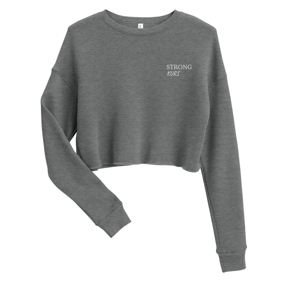 Strong Kuri - Crop Sweatshirt