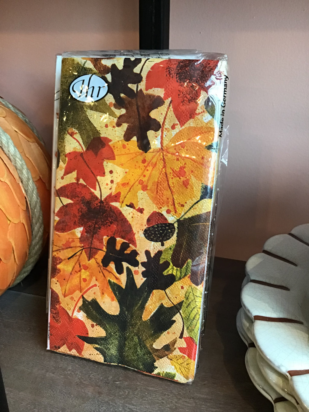 Fall Guest Towel - Leaves