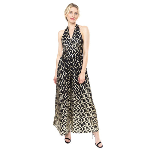 Zana Golden Dew Jumpsuit