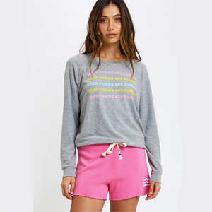 Good Things Pullover Top