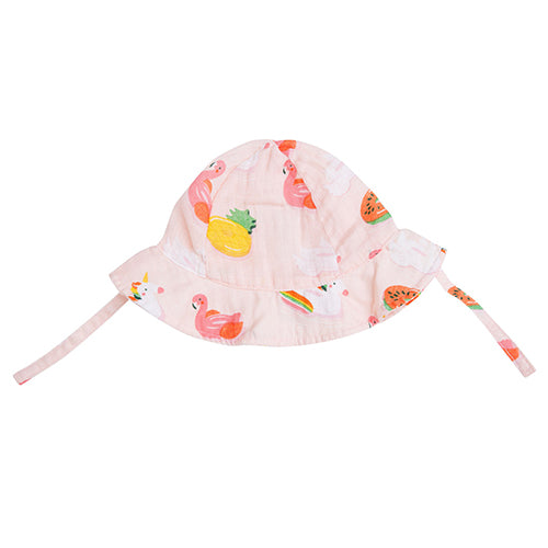 Pink Floaties Sunhat