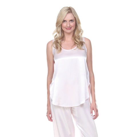 Jackie - Satin Cami Tank Top