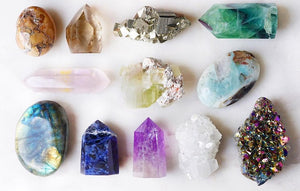 Crystals for letting go