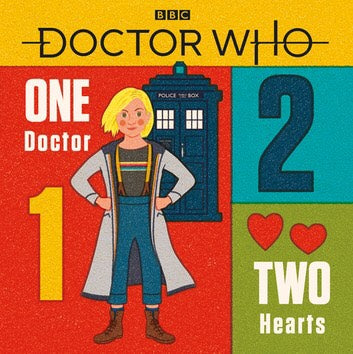 Doctor Who - One Doctor. Two Hearts