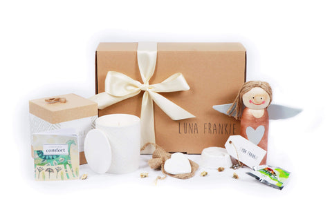 Love & Peace Angel Gift Box