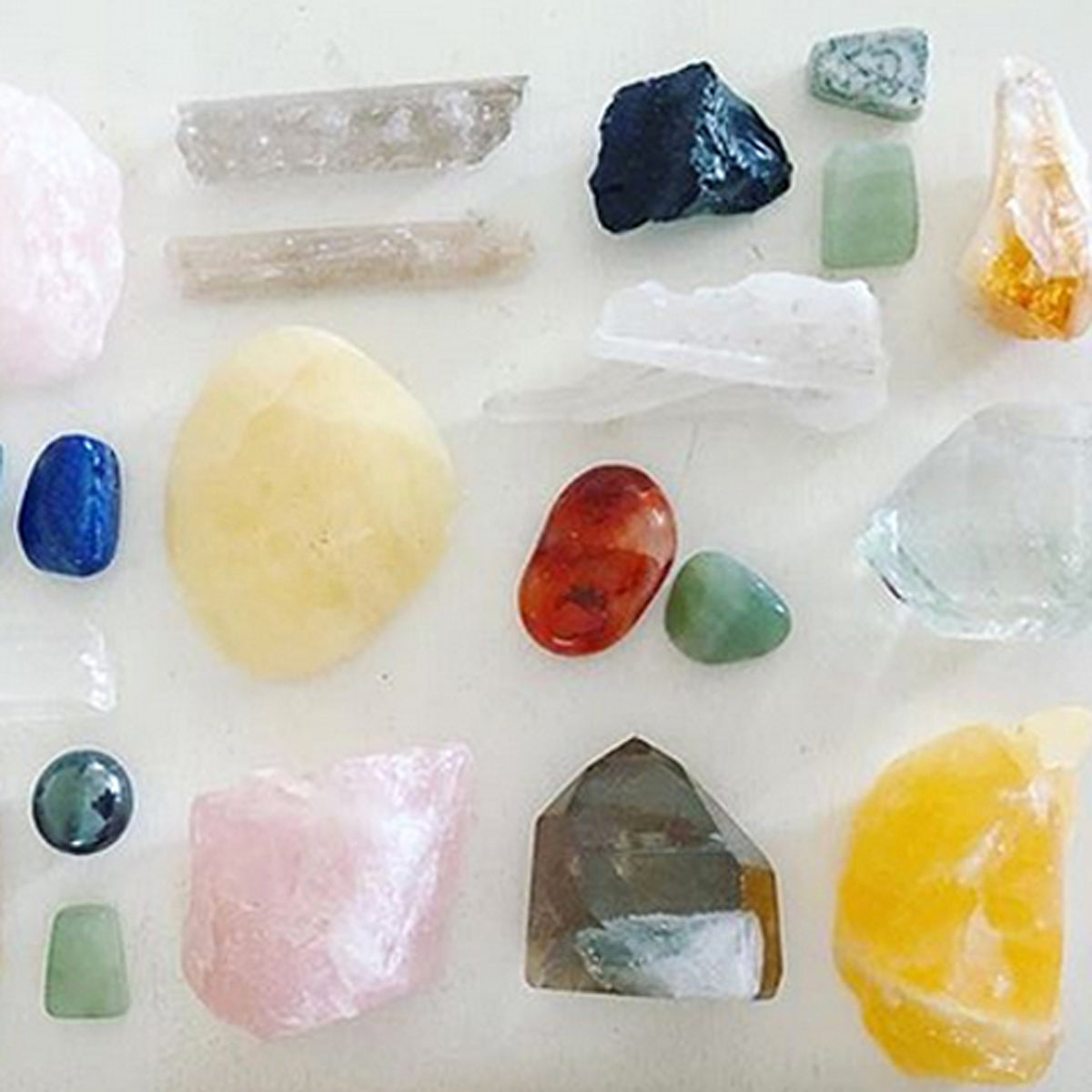 Crystal Workshop May 2020