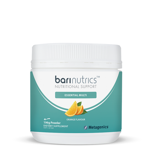 BariNutrics Essential Multi 196g Orange