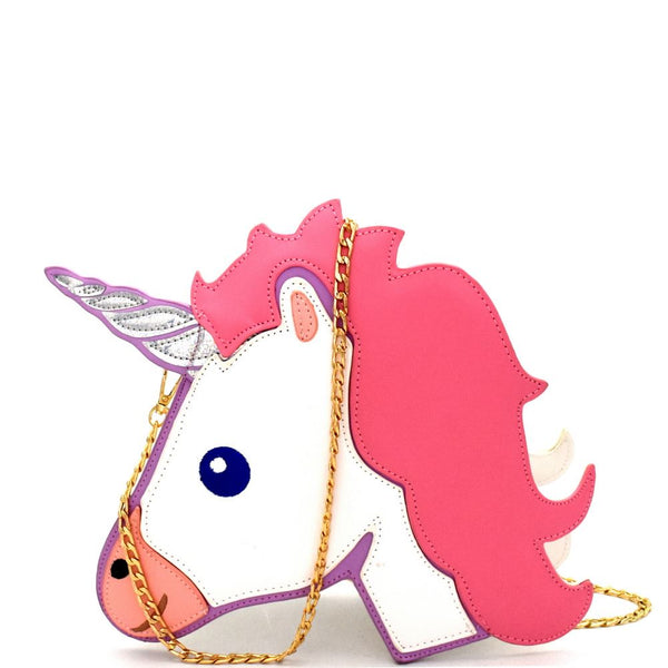 Unique Unicorn Theme Novelty Cross Body bag