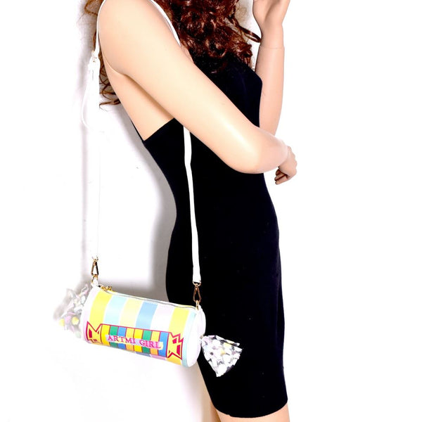 Unique Candy Theme Novelty Cross Body Bag