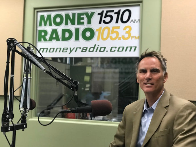 ** Live ** on MONEY RADIO 1510am