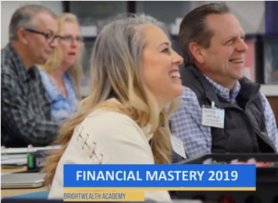 Financial Mastery - March 30, 2019