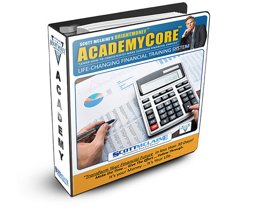 AcademyCORE Financial Training System