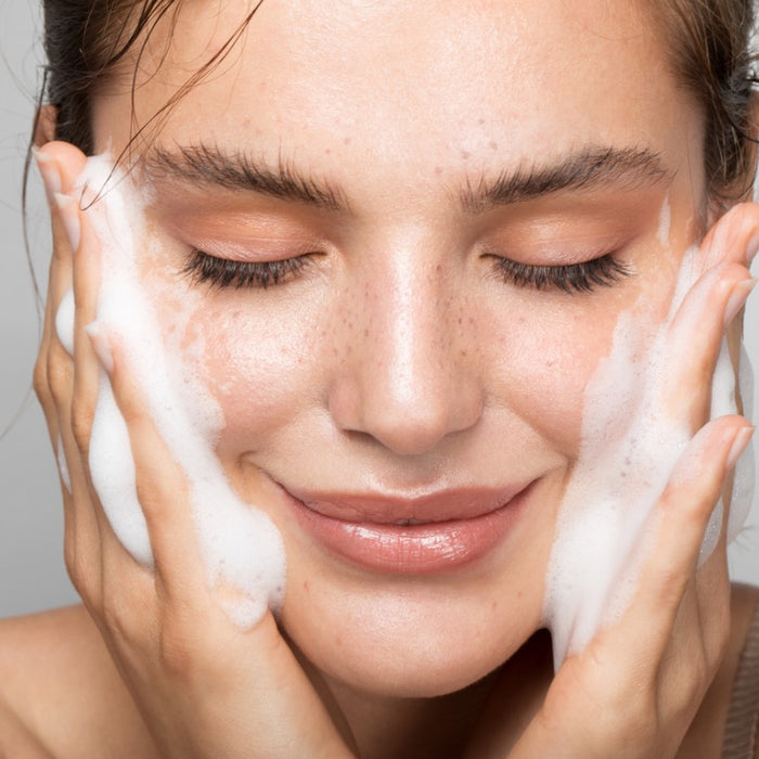 The Right Way To Cleanse Your Skin And Why You Should Try A Double Cleanse