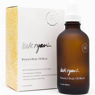 Botanical Body Oil Blend | Kate Ryan Skincare