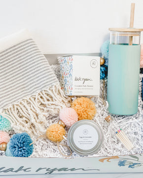 Because I Care Gift Box | Mother's Day Gift Set