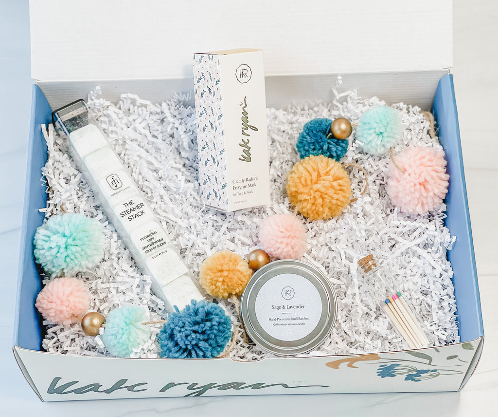 Unwind and Relax Gift Box | Mother's Day Gift Set