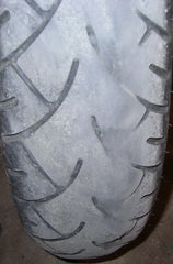 Scalloped Tire