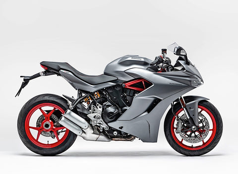 2020 Ducati Supersport - Titanium