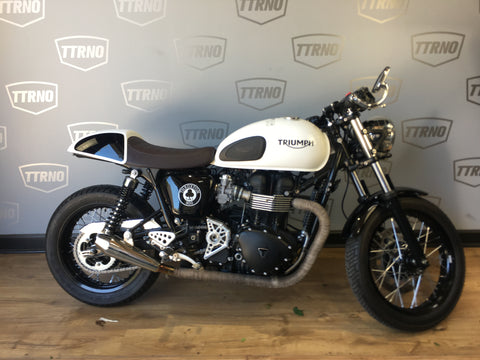 2015 Triumph Thruxton Ace - Certified Pre-Owned