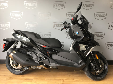 2019 BMW C 400 X - Black Storm Metallic