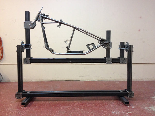 Frame Fabrication - March 26 (Rescheduled)