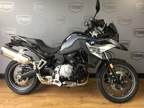 2019 BMW F 750 GS Low Suspension - Stereo Metallic Matte