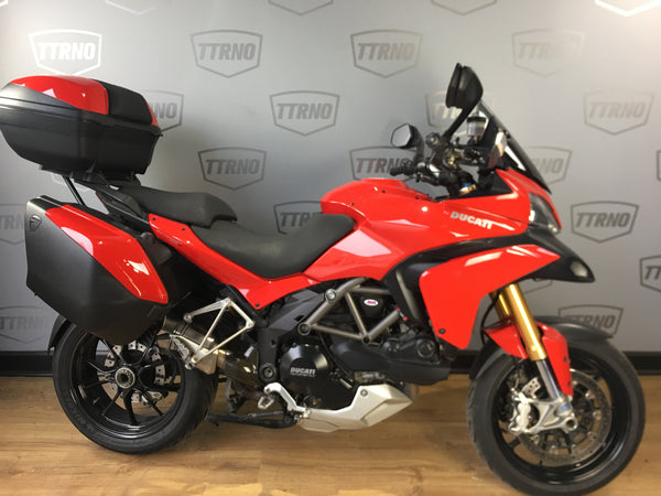 2010 Ducati Multistrada 1200S Touring - Certified Pre-Owned