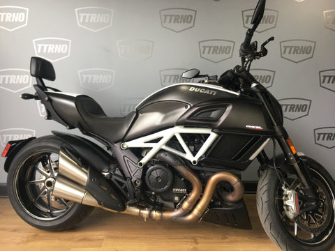 2015 Ducati Diavel Carbon - Certified Pre-Owned