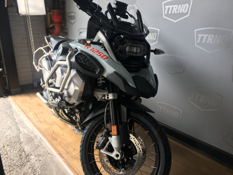 2019 BMW R 1250 GS Adventure Low Suspension - Ice Grey