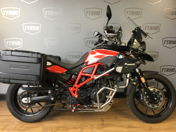 2016 BMW F 700 GS Low Suspension -  Certified Pre-Owned