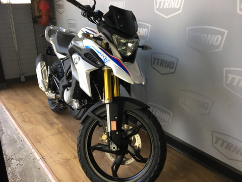 2019 BMW G 310 GS - Pearl White Metallic