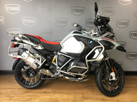 2019 BMW R 1250 GS Adventure - Ice Grey