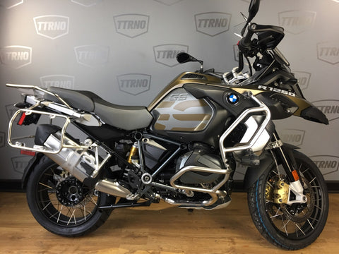 2019 BMW R 1250 GS Adventure Exclusive - Kalamata Metallic
