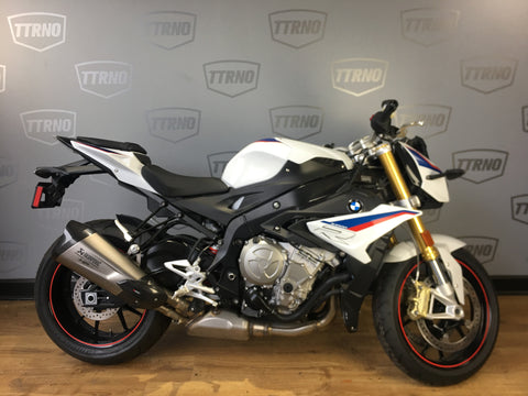 2018 BMW S 1000 R - Light White/Lupin Blue/Racing Red