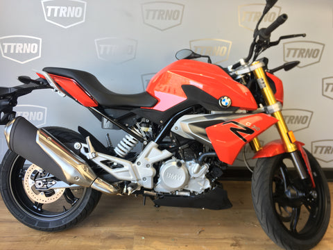 2019 BMW G 310 R - Racing Red