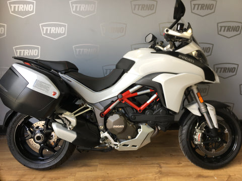 2017 Ducati Multistrada 1200S Touring - Certified Pre-Owned