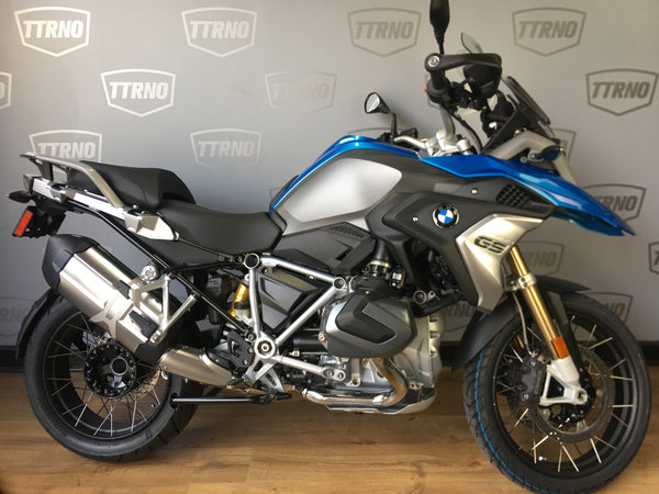 Copy of 2019 BMW R 1250 GS - Cosmic Blue Metallic