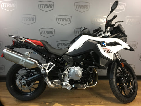 2019 BMW F 750 GS - Light White