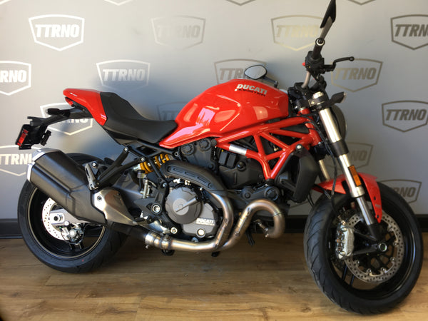 2019 Ducati Monster 821 - Ducati Red