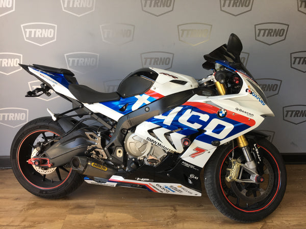2015 BMW S 1000 RR -  Certified Pre-Owned
