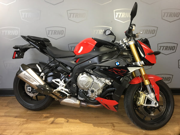 2018 BMW S 1000 R-  Certified Pre-Owned