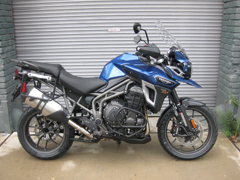 2017 Triumph Tiger Explorer XRt - Blue