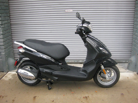 2015 Piaggio Fly 150 - Graphite Black - Factory Sale