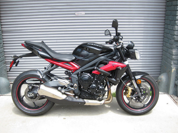 2014 Triumph Street Triple R - Certified Pre-Owned