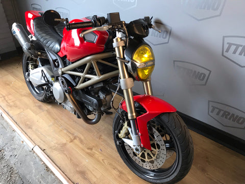 2013 Ducati Monster Monster 696 20th Anniversary- Certified Pre-Owned