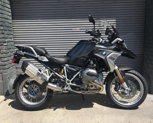 2018 BMW R 1200 GS - Black Storm Metallic